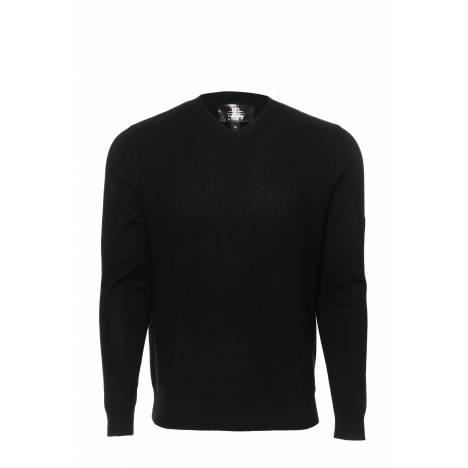 Horseware Milano Classic V Neck Sweater - Mens
