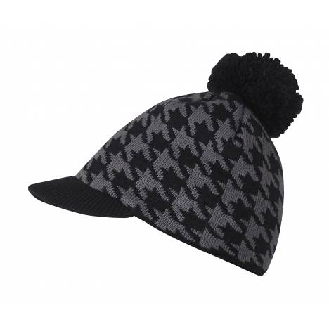 Kerrits Houndstooth Knit Hat - Ladies