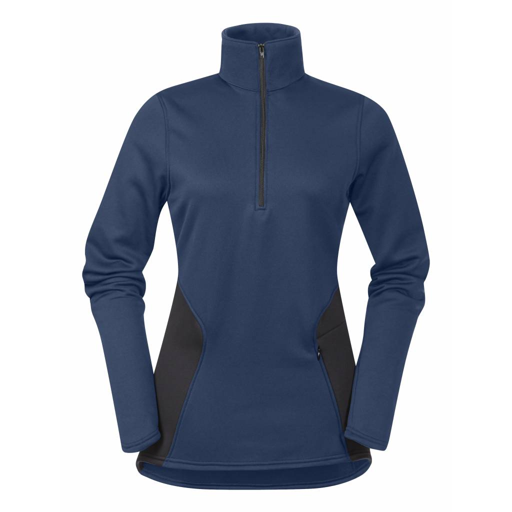 Kerrits Protek Fleece Zip Neck - Ladies - Solid Colors