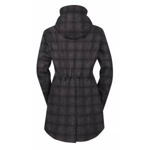 Kerrits Element Barn Jacket - Ladies - Plaid