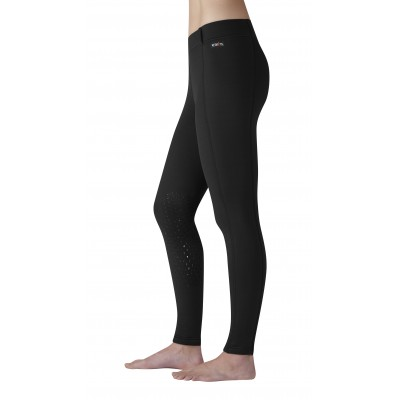Kerrits Ladies Power Stretch Knee Patch Pocket Tights