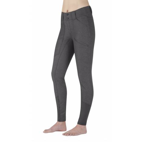 Kerrits Denim Thermal Pocket Breeches - Ladies