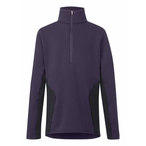Kerrits Protek Fleece Zip Neck - Kids - Solid Colors