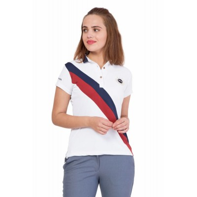 JumpUSA Ladies Aztec Polo