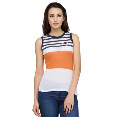 JumpUSA Ladies Candy Top