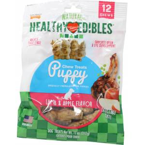 Healthy Edibles Puppy Pals Variety Chew Treat
