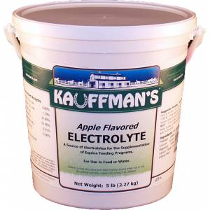 Kauffman's Apple Electrolyte