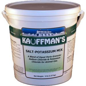 Kauffman's Salt-Potassium Mix
