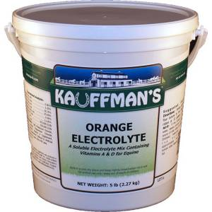 Kauffman's Orange Electrolyte