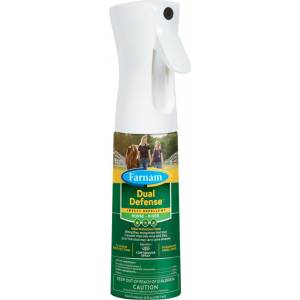 Dual Defense Insect Repellent For Horse+Rider