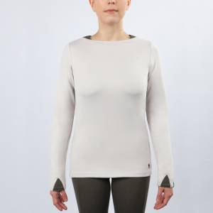 Irideon Himalayer Boat Neck - Ladies