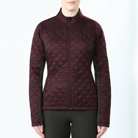 Irideon Vinyasa Quilted Jacket - Ladies