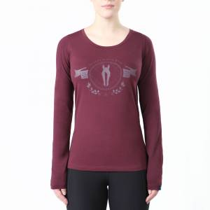 Irideon Strength in Tradition Tee - Ladies
