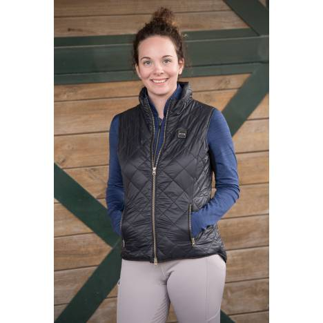 FITS Ainsley All Around Vest - Ladies, Black/Black Isles
