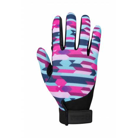 Noble Equestrian Perfect Fit Mesh Gloves