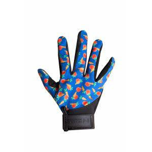 Noble Equestrian Perfect Fit Glove - Kids - Apples & Carrots