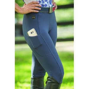 FITS Tech Tread Full Seat Breech - Ladies - Ink