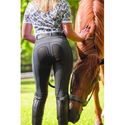 FITS Ladies PerforMAX All Season Pull-On Full Seat Breeches