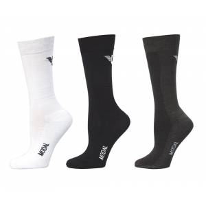Tuffrider Modal Knee High Socks -3 Pack