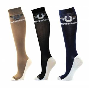 Tuffrider Coolmax Boot Socks - 3 Pack