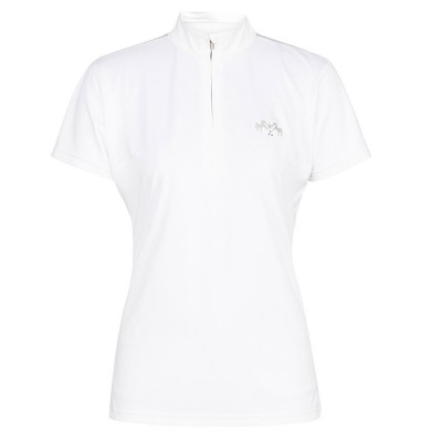 Equine Couture Ladies Giana Equicool Short Sleeve Show Shirt