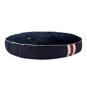 Halo Classic Round Plush Top Dog Bed