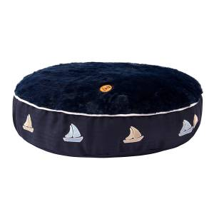 Halo Round Bon Voyage Dog Bed