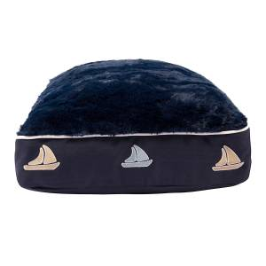 Halo Rectangular Bon Voyage Dog Bed