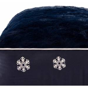 Halo Winter Wonderland Rectangular Dog Bed