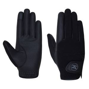 Tuffrider Fleece Back Smart Grippy Gloves