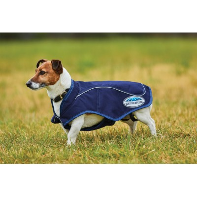 Weatherbeeta 1200D Exercise Dog Coat - Navy