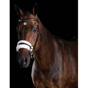 Collegiate Comfitec Sheepskin Bridle