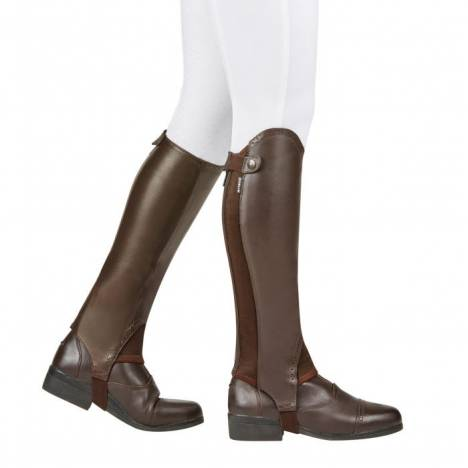 Dublin Evolution Rear Zip Half Chaps - Adult