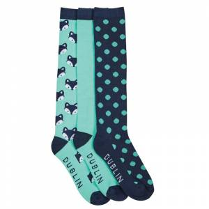 Dublin Fox Socks Pack