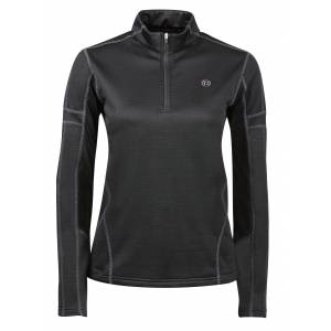 Dublin Moonstone Long Sleeve Technical Top - Ladies
