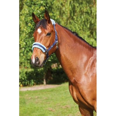 Saxon Element Fleece Headcollar