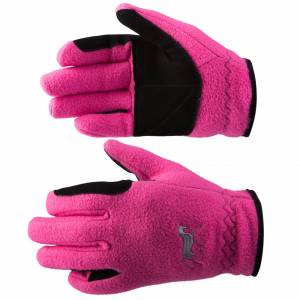 Horze Fleece Gloves - Kids