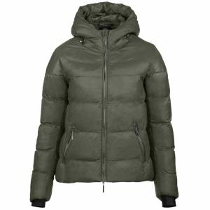 Horze Pippa Raglan Puffy Jacket - Ladies