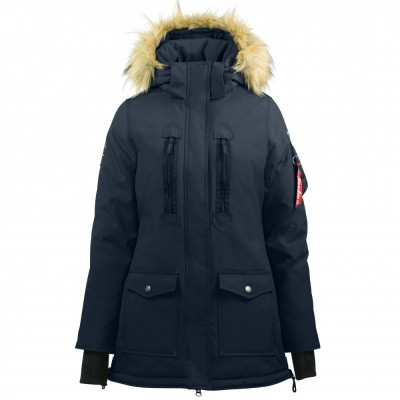 Horze Brooke Long Parka Jacket - Ladies