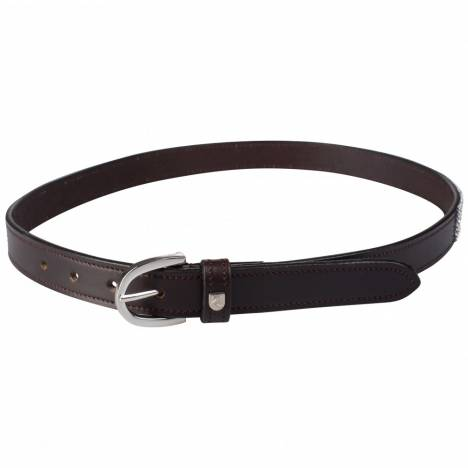 Horze Shine Leather Belt