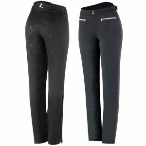 Horze Adeline Silicone Padded Breeches - Ladies