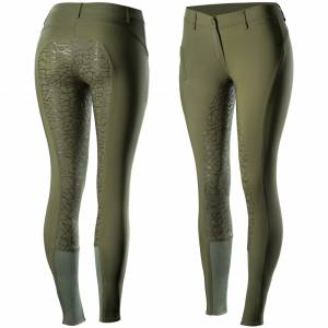 Horze Joanna Silicone Full Seat Breeches - Ladies