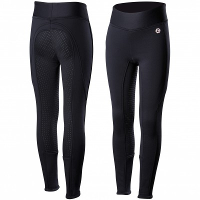 Horze Active Silicone Full Seat Tights - Kids