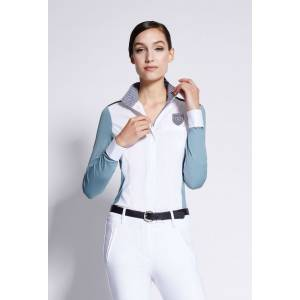 Noel Asmar Costa Cooling Show Shirt - Ladies