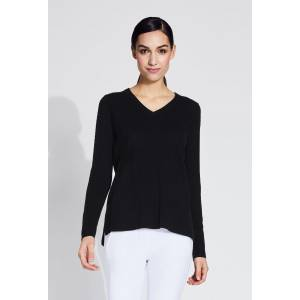 Noel Asmar Grace V-Neck Cashmere Sweater - Ladies