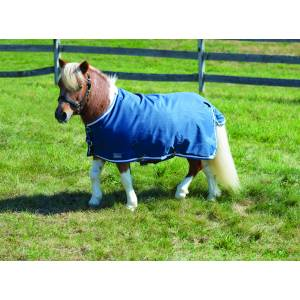 Shires Mini Highlander Turnout Blanket - Lightweight