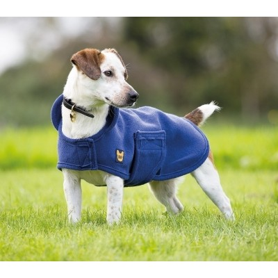Shires Digby and Fox Dog Towel Coat