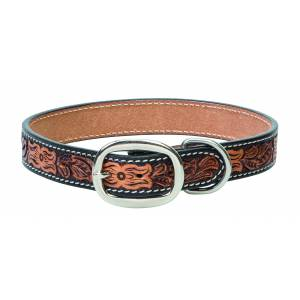 Weaver Collar - Floral Tooled