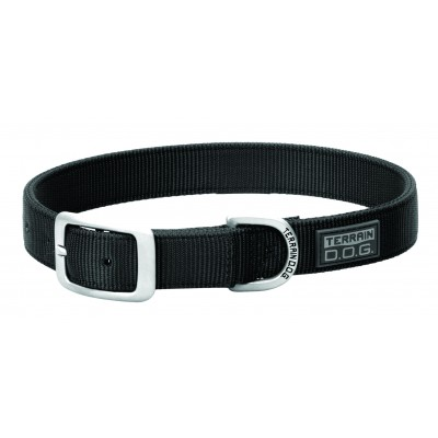 Weaver Terrain Dog Double Ply Collar