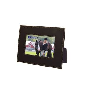 Peri's Leather Picture Frame